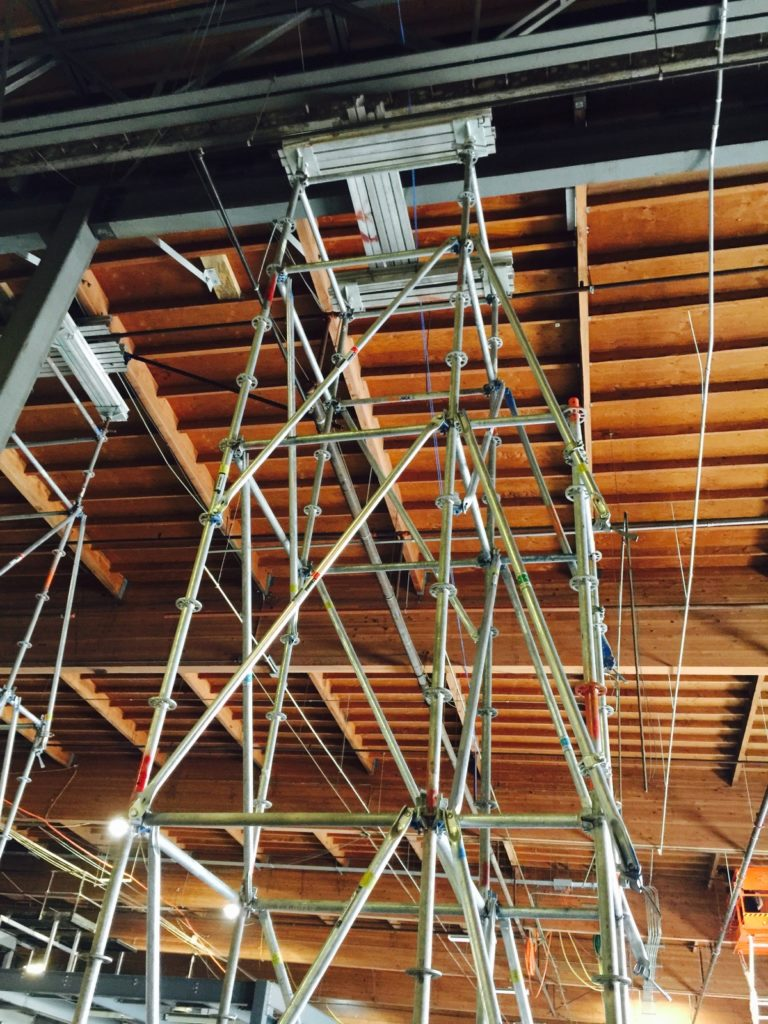Shoring by Major Scaffold Los Angeles