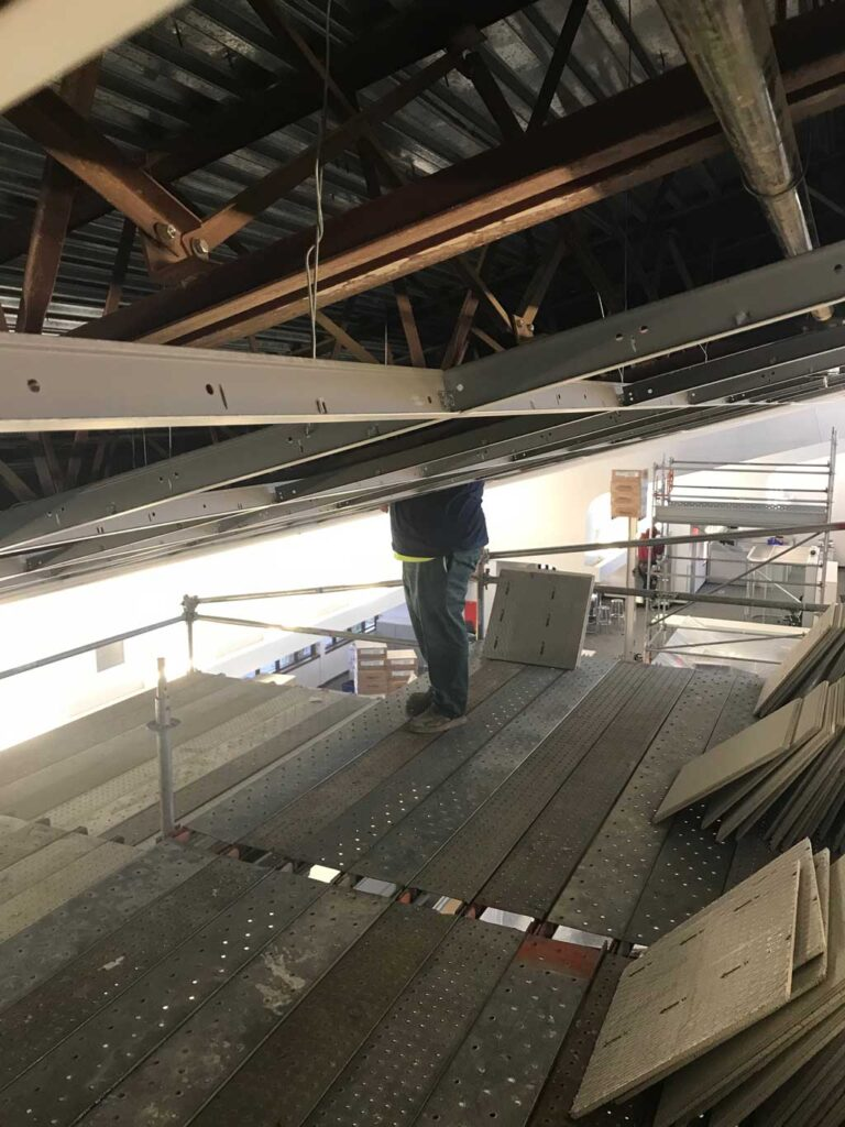 Platform Scaffold by Major Scaffold Los Angeles